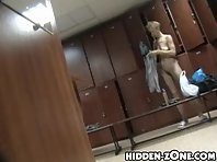 Lo210# Voyeur video from locker room