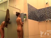 Sh1513# On this video we continue to admire the young beauties. Hidden cam showerhelps us. Thanks