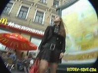 Up623# Upskirt video