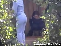 Wc13# Voyeur video from toilet