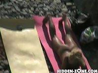 Nu89# Voyeur video from nude beach