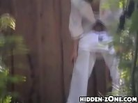 Wc188# Voyeur video from toilet