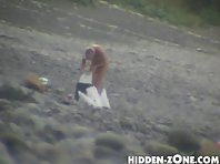 Nu73# Voyeur video from nude beach