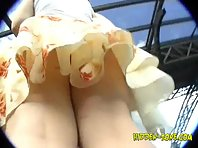 Up1022# Upskirt video