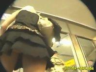 Up636# Upskirt video