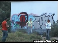 Wc532# Voyeur video from toilet