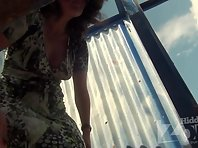 Bc1739# Slightly older woman. But her gorgeous tits! Large with erect nipples! It's a miracle! Tha