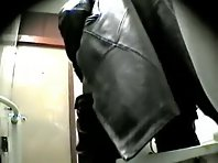 Wc29# Voyeur video from toilet