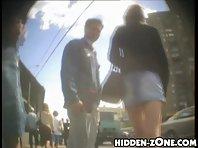 Up425# Upskirt video